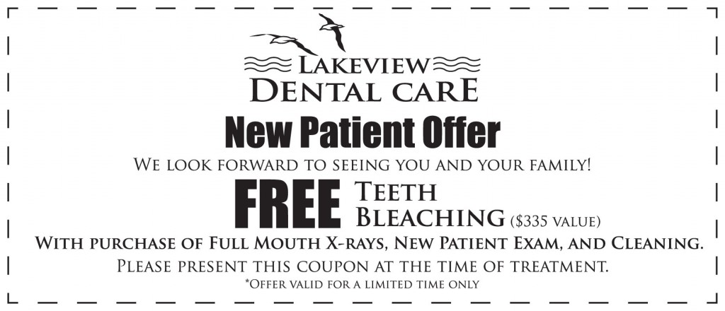 Lakeview Dental Care Coupon Battle Creek MI